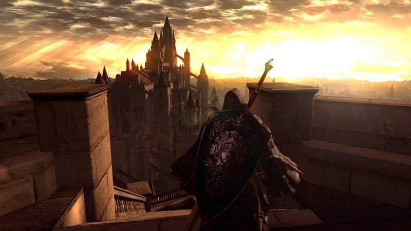 Dark Souls — красивая игра : ) - Изображение 1