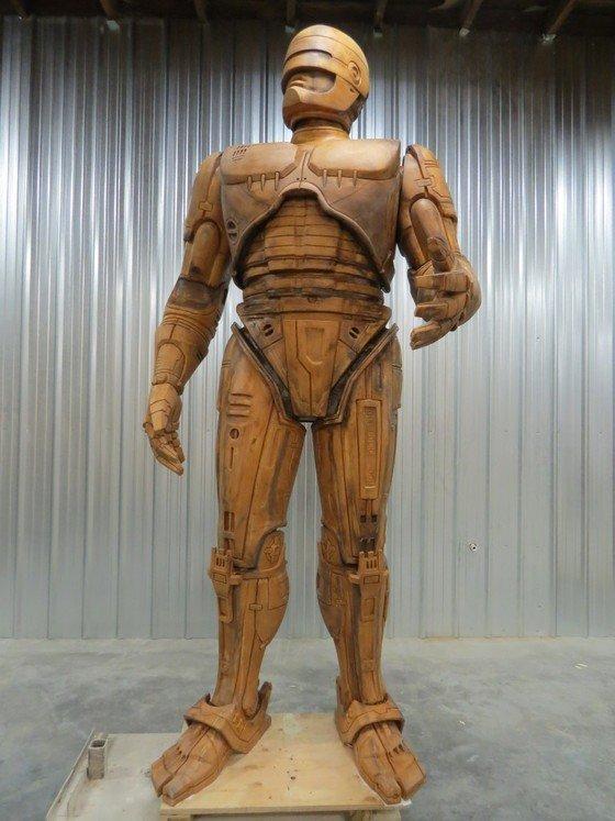 В Детройте будет установлена статуя Робокопа. Из бронзы. - Изображение 1