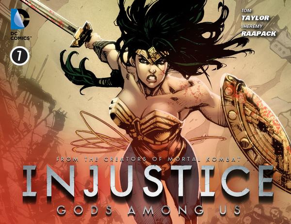 Скоро выходит Injustice: Gods Among Us. Пора читать предысторию в комиксах. Спасибо добрым людям которые переводят е ... - Изображение 1