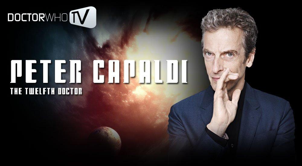 Двенадцатый Доктор - самый старый Доктор за всю историю сериала(на пару месяцев старше Первого). И кстати он шотланд .... - Изображение 1