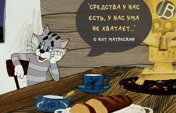 Если бы разработчики русских игр говорили о себе правду, они бы сказали как Матроскин!) - Изображение 1