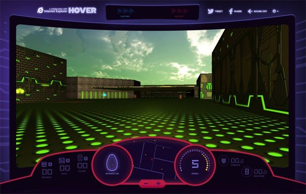 В Microsoft возродили старую игру Hover  омпания Microsoft выпустила браузерную версию игры Hover, которая изначальн ... - Изображение 1