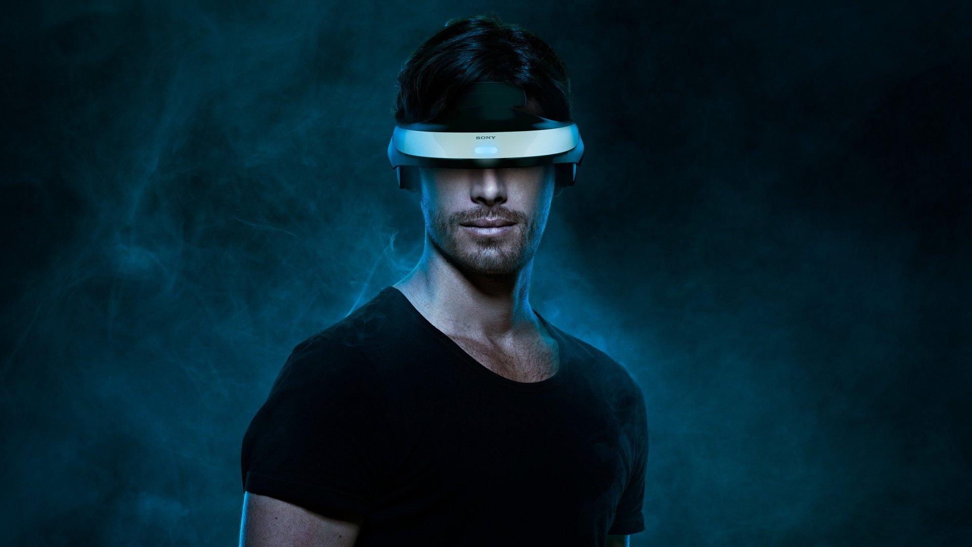 Аналог неплохо совсем     Очки вируальной реальности от Sony . - Изображение 1