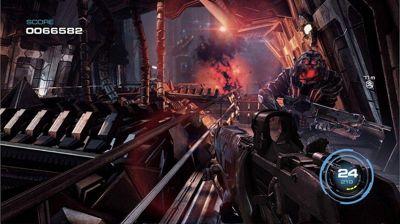 Скриншоты Alien Rage. - Изображение 3