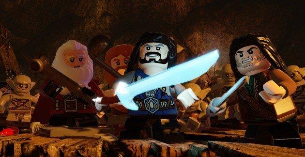 #Hobbit#Lego#ttgames#Анонс  LEGO The Hobbit анонсирован. Первые детали и скриншоты  Информация о «леголизации» Хобби ... - Изображение 2