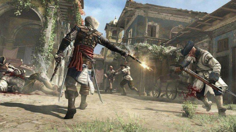 Три новых скриншота Assassin's Creed IV: Черный ФлагПроект выходит 29 октября на Xbox 360, PS3, Wii U. Даты выхода и ... - Изображение 3