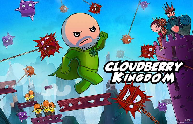 Платформеры Superfrog HD, Megabyte Punch и Cloudberry Kingdom.. - Изображение 3
