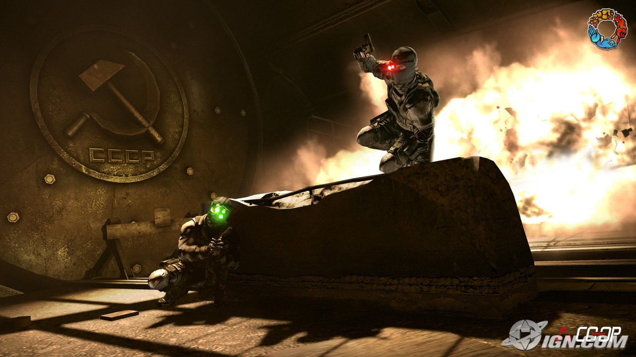 Ubisoft объяснила перенос даты выхода Splinter Cell: Conviction на PC