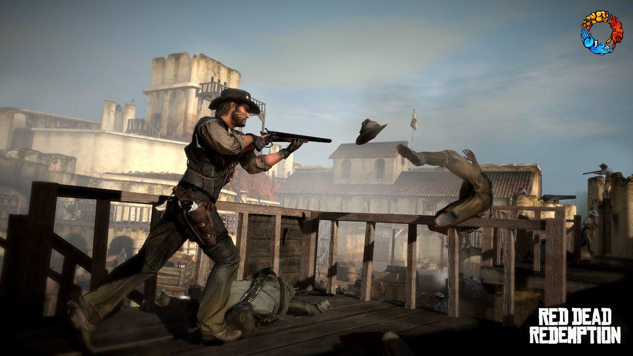 Red Dead Redemption с различной сложностью