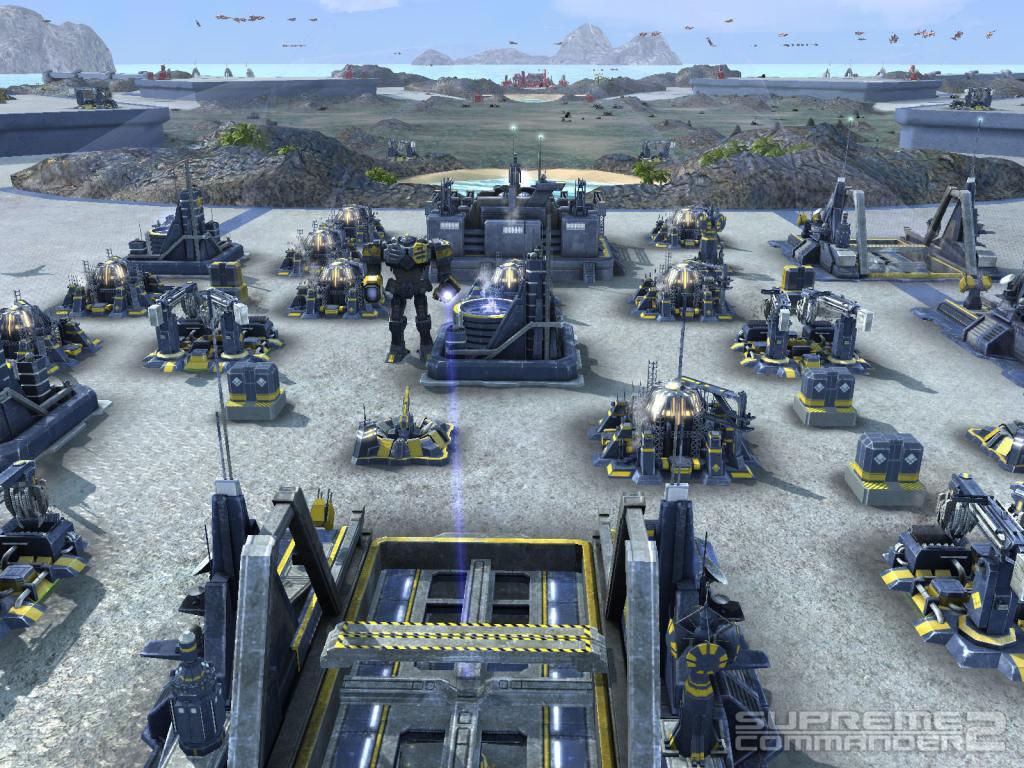 Supreme Commander 2 (2010/RUS/RePack)