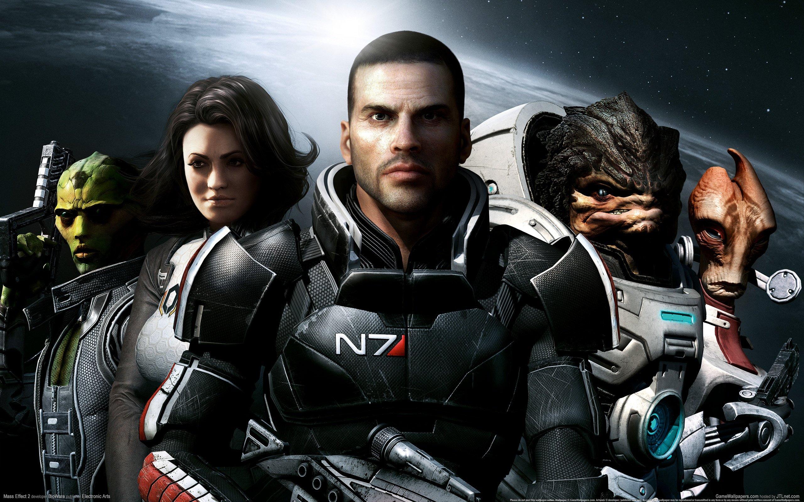 BioWare выпустит патч для PS3-версии Mass Effect 2