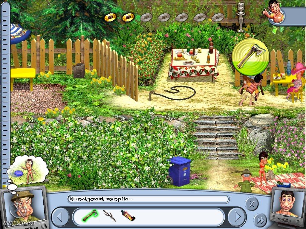 Как достать соседа [1-6 части] (2003-2009) PC