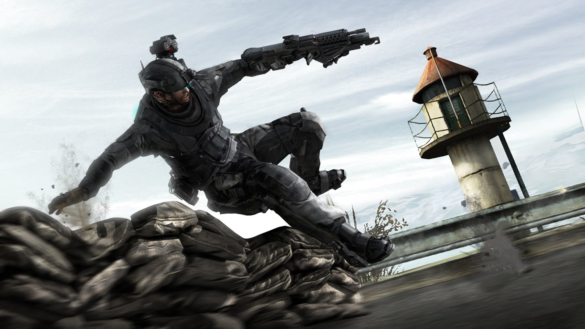 Ghost Recon: Future Soldier. Разведка боем