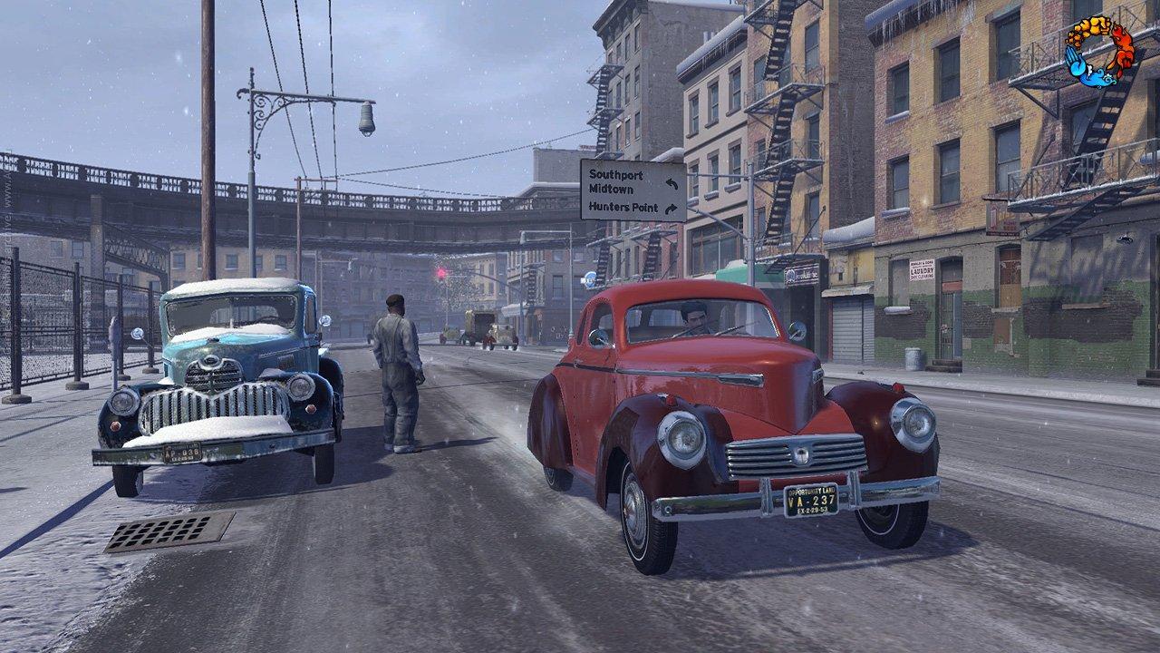 Mafia II Обзор игры