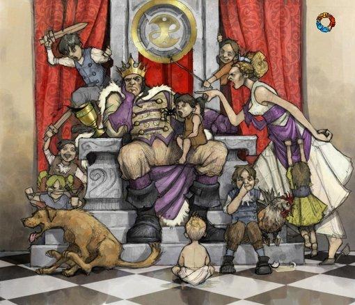 Fable III. Превью: новые байки Питера