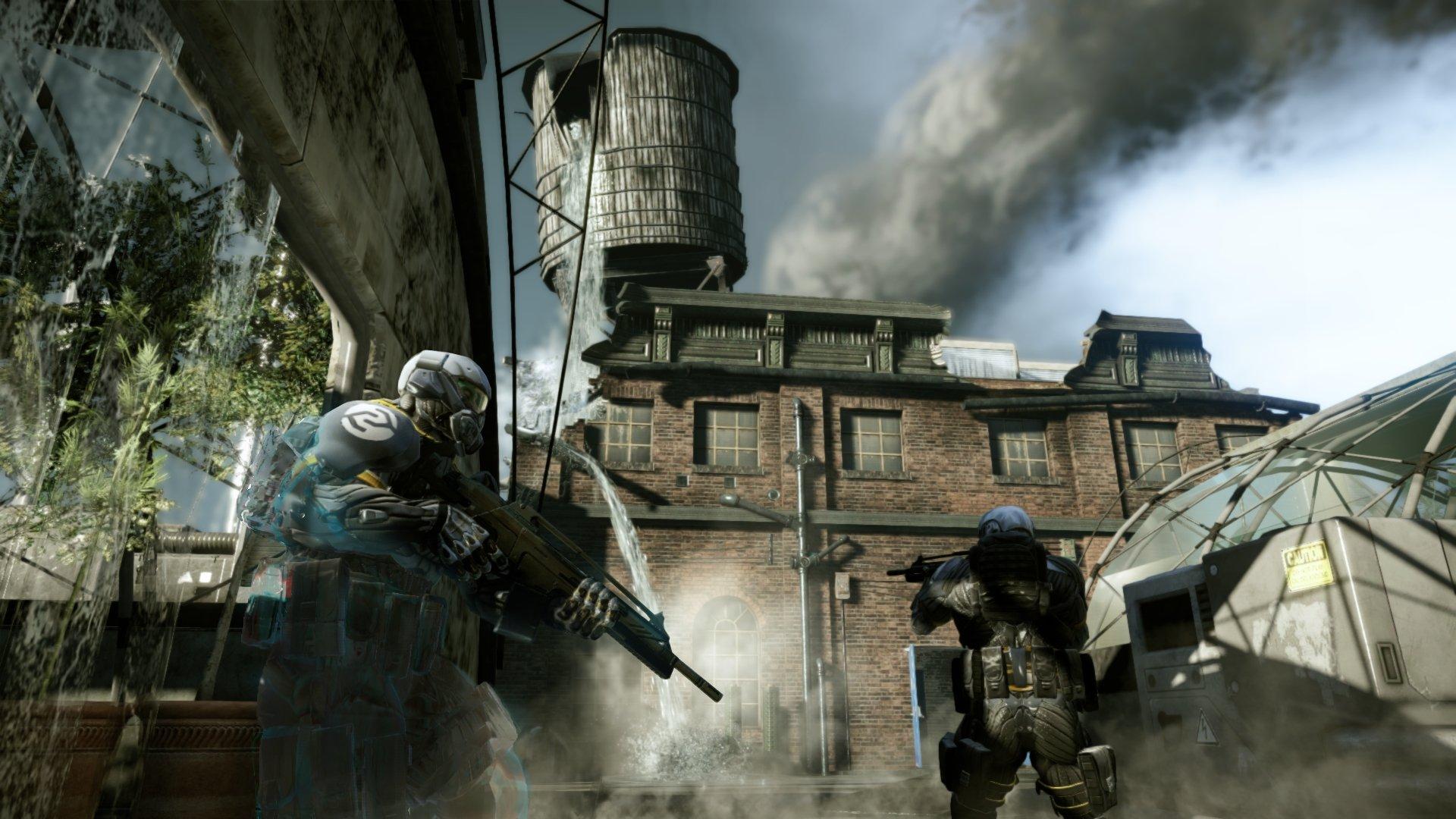 О мультиплеере в Crysis 2