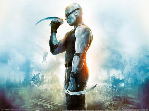Прохождение игры Chronicles of Riddick: Assault on Dark Athena, The