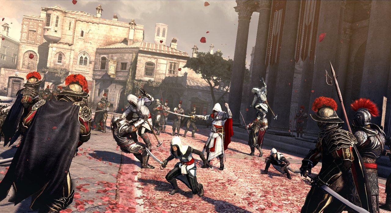 ������� ������ �������. ����� Assassin's Creed Brotherhood
