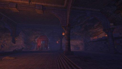 Aion 2.0: скриншот для сравнения, Святилище Огня