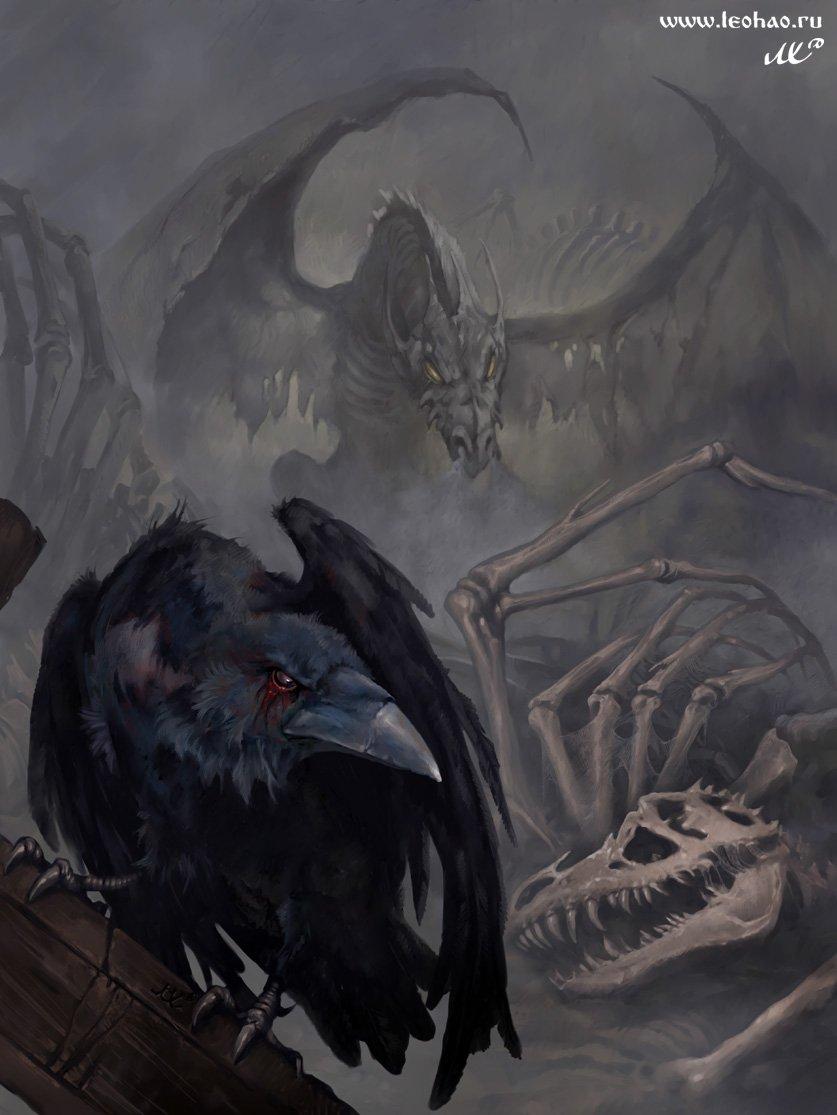 Картинка Ворон
