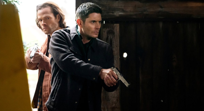Счего началась 2 половина 15 сезона «Сверхъестественного». Проделки Бога и судьба Винчестеров