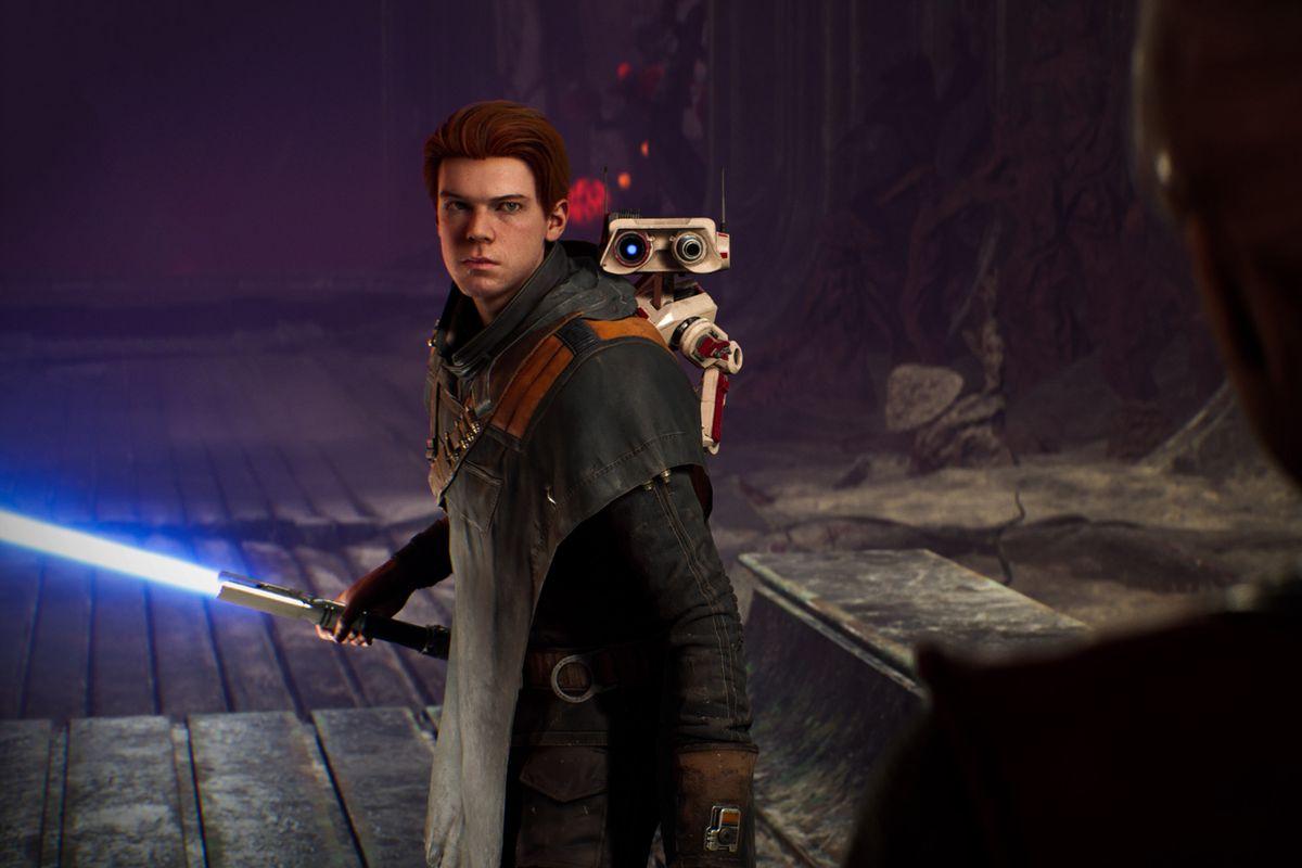 «Одна излучших игр франшизы». Критикам очень нравится Jedi: Fallen Order