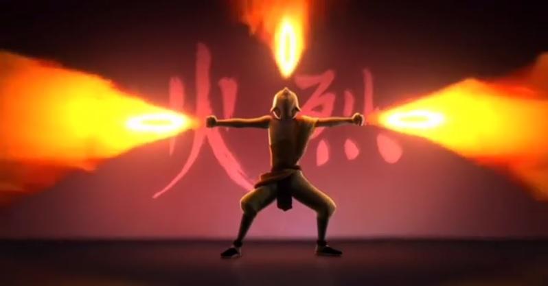 Какбы выглядела 3D-версия мультсериала «Аватар: Легенда обАанге»