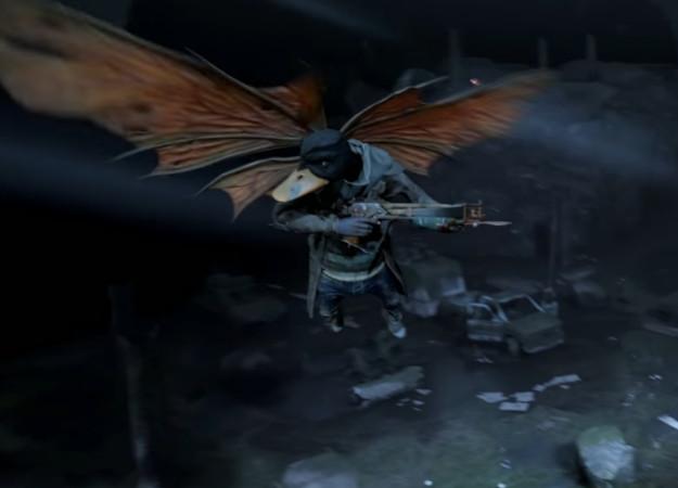 Живая утка вгеймплейном трейлере Mutant Year Zero для ленивых