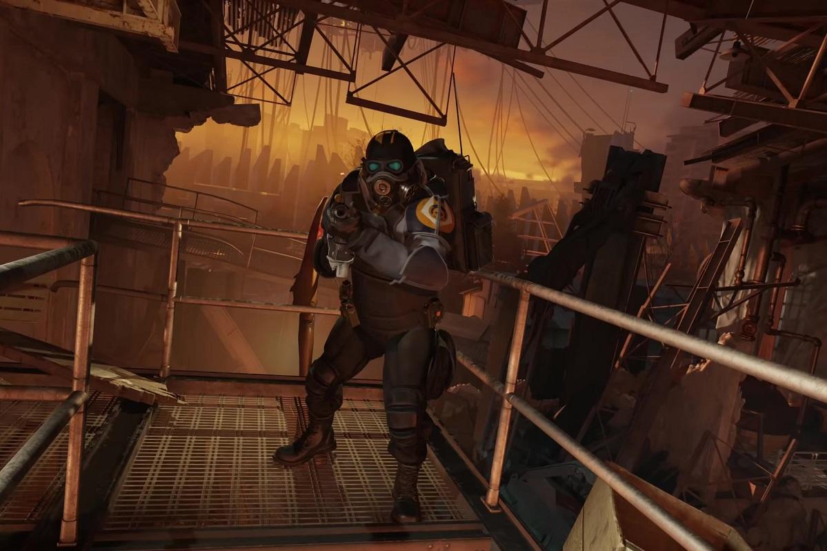 Valve выпустила ролик осоздании Half-Life: Alyx. Есть русские субтитры