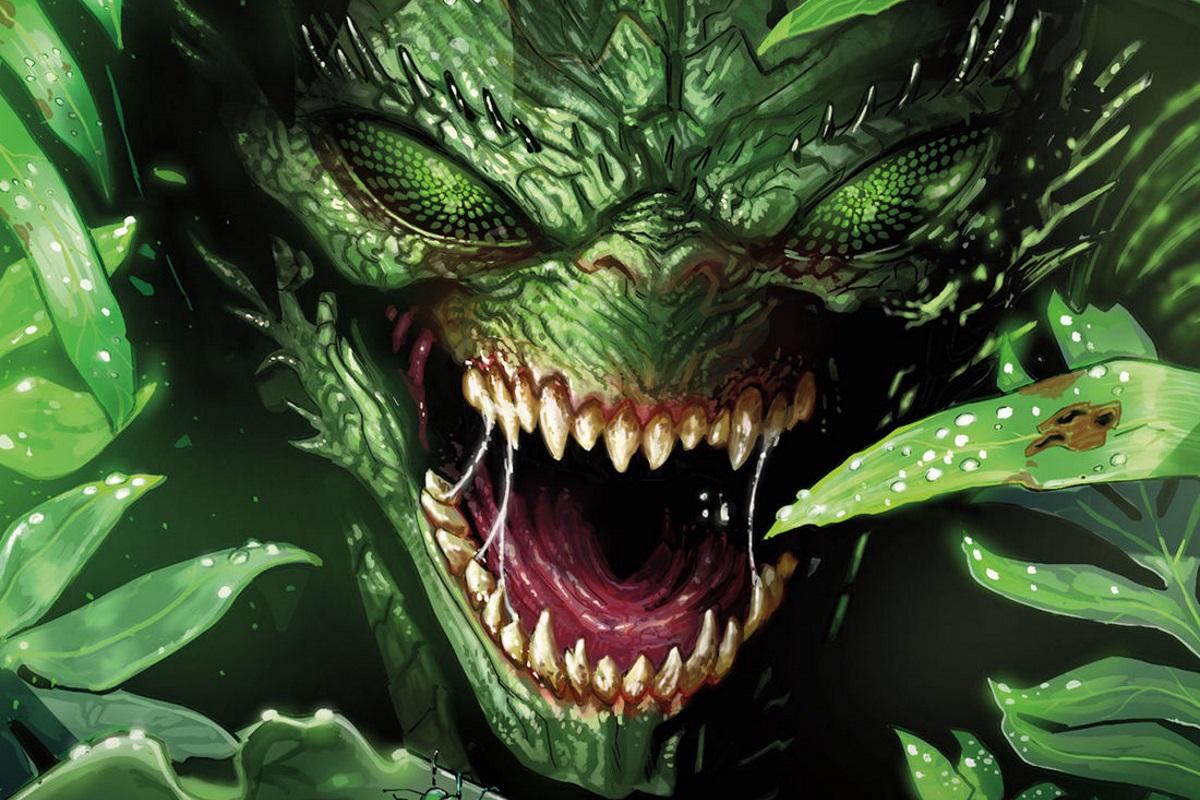 Первоначальный сценарий «Хищника» станет комиксом