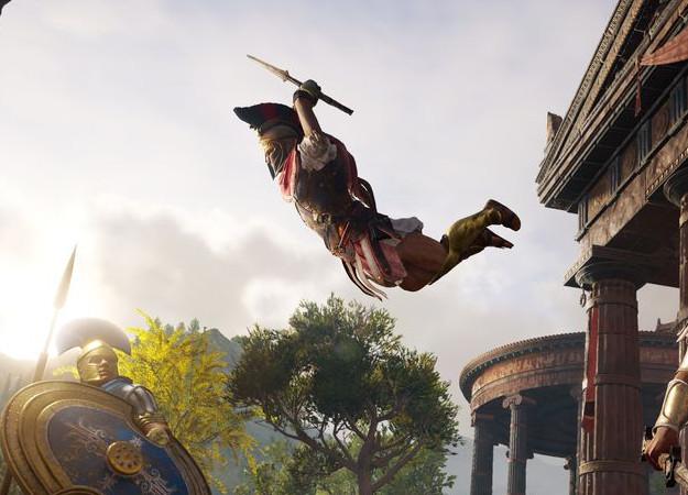 Новая Assassin's Creed каждыйгод? Какбы нетак! Odyssey— исключение