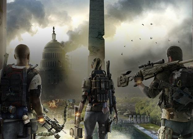 Ubisoft выпустила релизный трейлер The Division2. Там полно экшена
