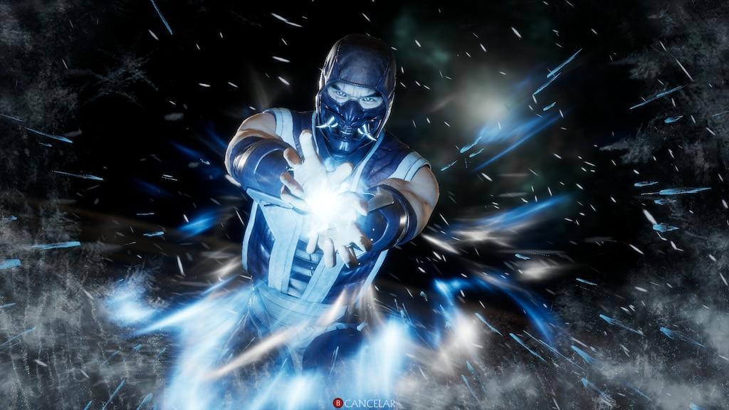 Киану Ривза превратили в Саб-Зиро из Mortal Kombat 11 с помощью DeepFake