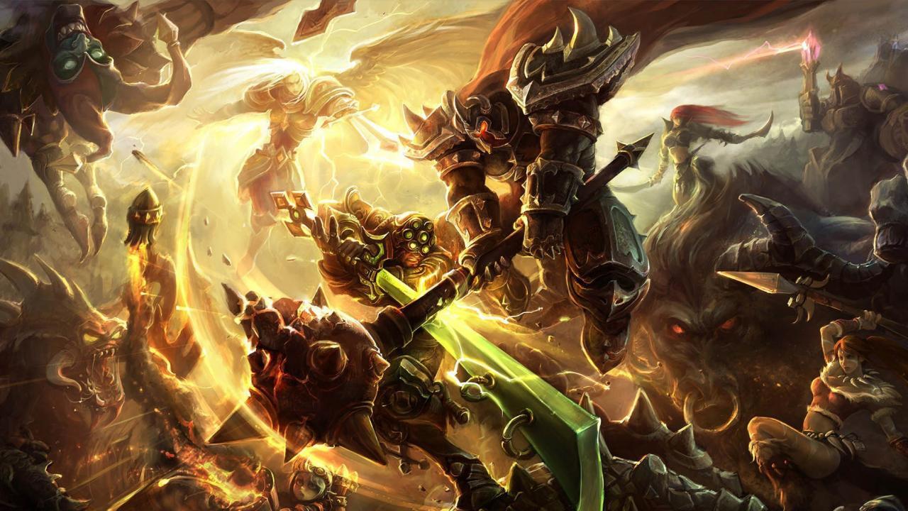 Чемпионат СНГ по League of Legends приближается к плэй-оффу полусезона