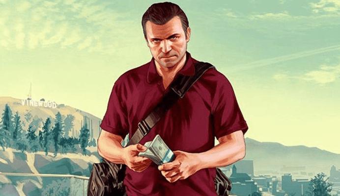 GTA Vстанет бесплатной. Говорят, игру можно будет забрать вEpic Games Store