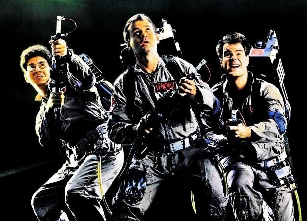 Новый фильм по«Охотникам запривидениями» уже вработе [обновлено— неожиданно появился тизер!]