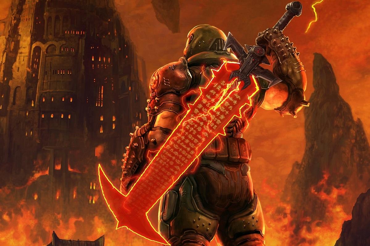 Игроки бомбят рейтинг Doom Eternal из-за нового апдейта. Там Denuvo