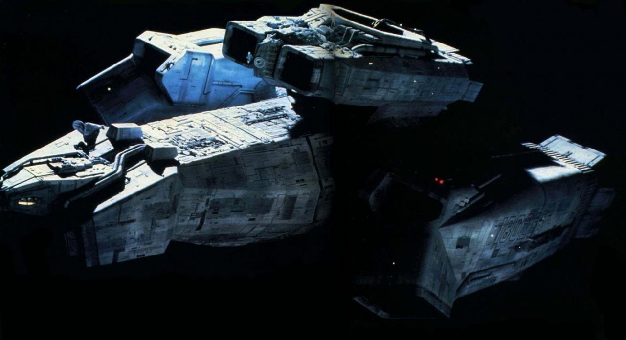 Модель космического корабля из«Чужого» продадут нааукционе. Она стоит полмиллиона долларов