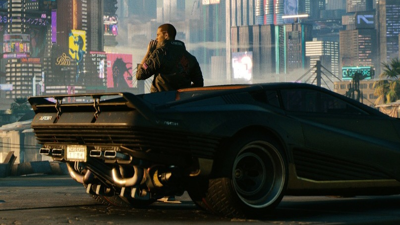 Что изавтомобильных чудес Cyberpunk 2077 уже существует— ичто появится вближайшее время