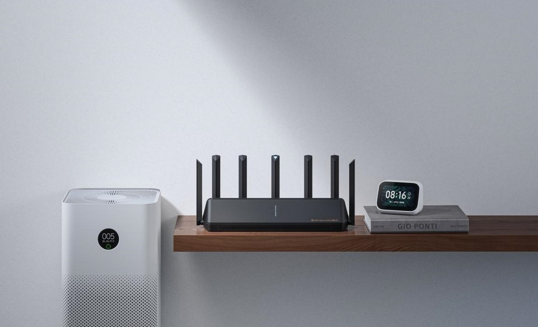 Xiaomi представила MiRouter AX6000— топовый роутер споддержкой Wi-Fi 6E за7000 рублей
