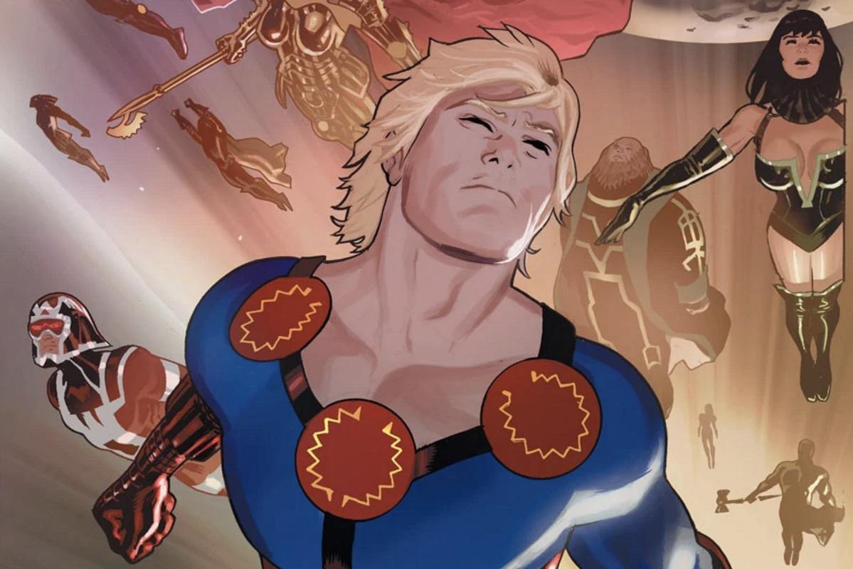 Кевин Файги подтвердил— в«Вечных» появится первый супергерой-гей