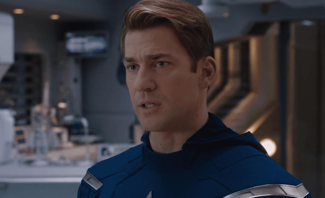DeepFake: Джон Красински стал Капитаном Америка. Выглядит убедительно