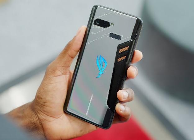 Asus ROG Phone2: раскрыты новые особенности игрового смартфона