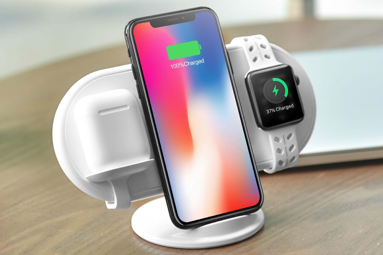 Наушники, ноутбук, айфон иковрик беспроводной зарядки: что выпустит Apple впервой половине 2020-го