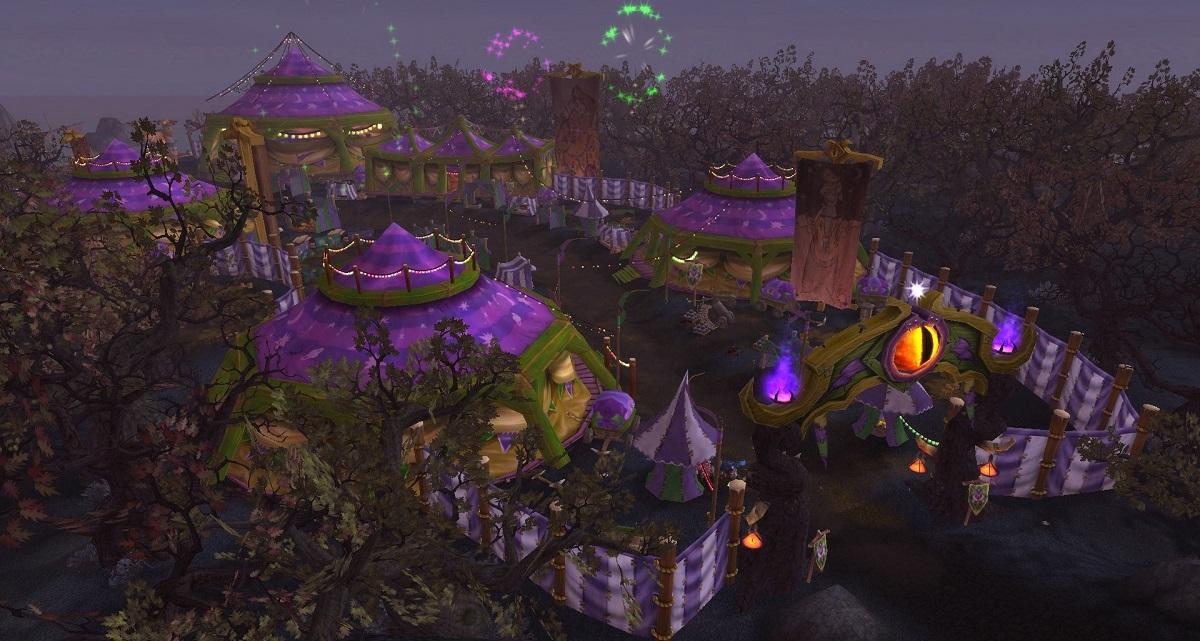 На BlizzCon в этом году развернулась настоящая Ярмарка Новолуния из World of Warcraft
