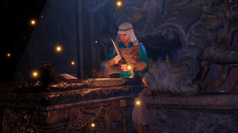 Уровни сложности иплавный геймплей: раскрыты детали ремейка Prince ofPersia