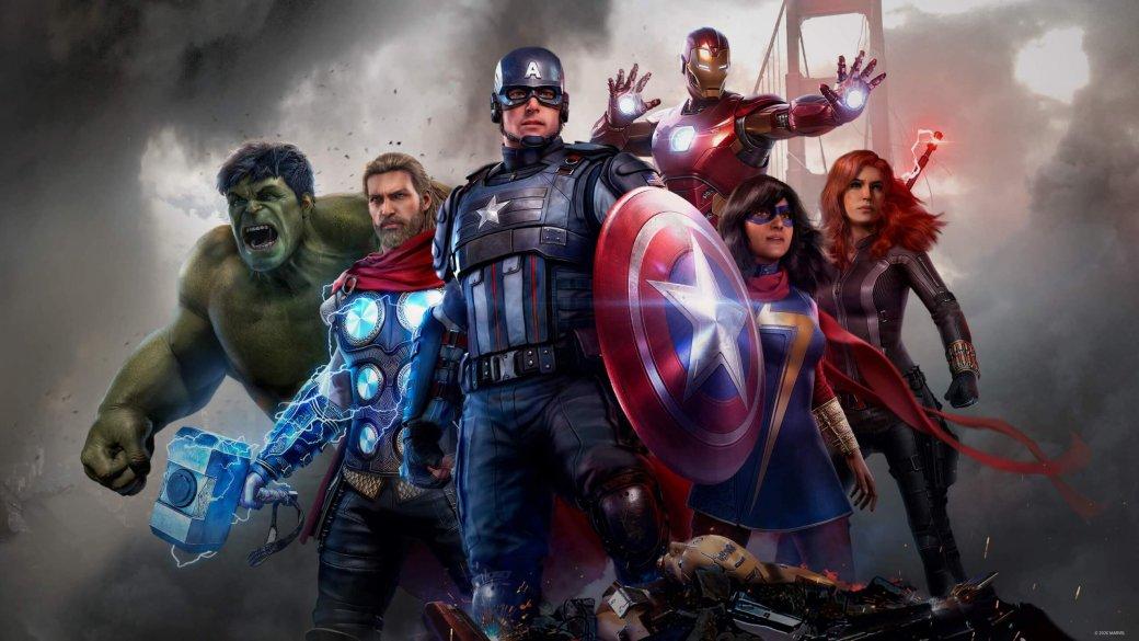 Интервью савторами Marvel's Avengers— обэндгейме, навыках супергероев исюжете