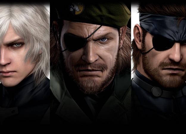 Слух: Metal Gear Solid HD Collection выйдет на PS4