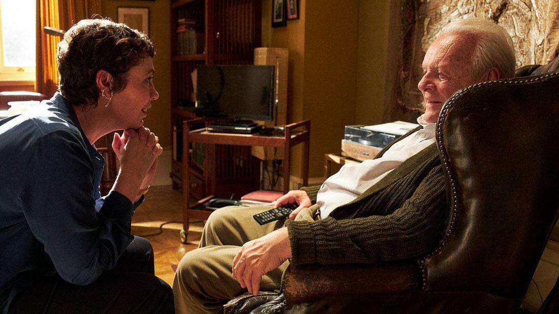 Энтони Хопкинс сыграл одинокого старика: трейлер фильма «Отец»