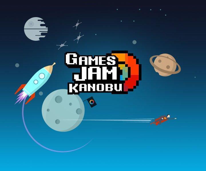 #GamesJamKanobu: игры, деньги и слава